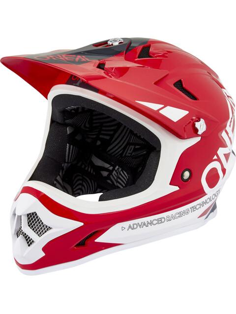 ONeal Backflip RL2 Helmet BUNGARRA ruby/gray